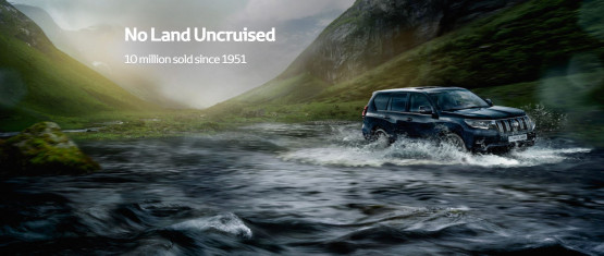 Toyota celebrates 10 million Land Cruisers… and counting.